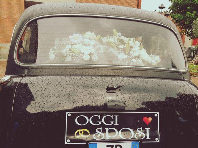 Il matrimonio di Barbara e Giorgio a Sedriano, Milano 1