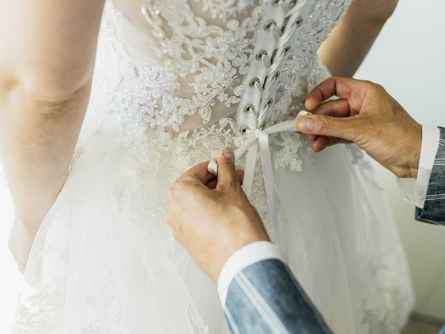 Il matrimonio di Simone e Simona a Tocco da Casauria, Pescara 14