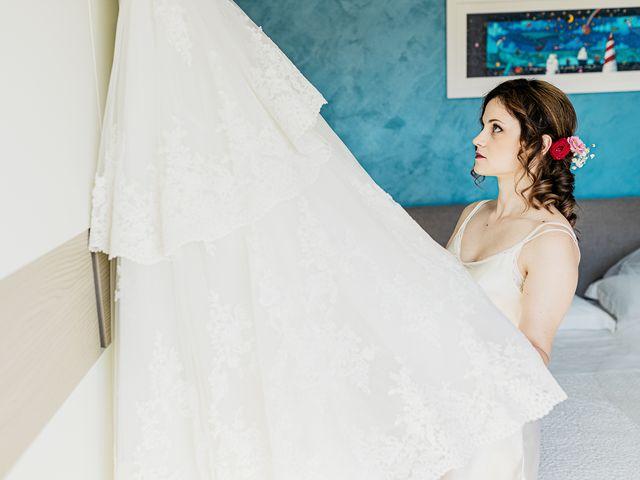Il matrimonio di Simone e Simona a Tocco da Casauria, Pescara 19