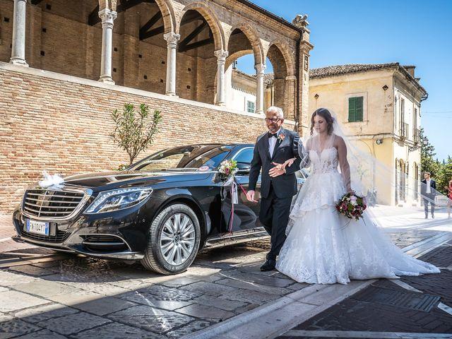 Il matrimonio di Simone e Simona a Tocco da Casauria, Pescara 28