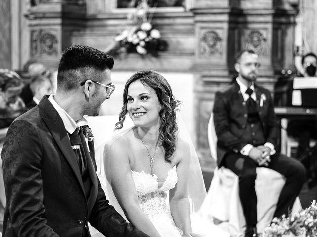 Il matrimonio di Simone e Simona a Tocco da Casauria, Pescara 30