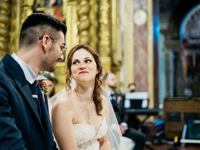 Il matrimonio di Simone e Simona a Tocco da Casauria, Pescara 31