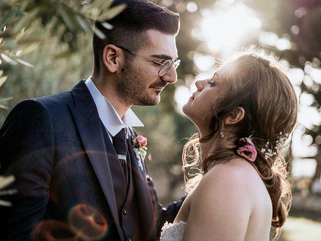 Il matrimonio di Simone e Simona a Tocco da Casauria, Pescara 1