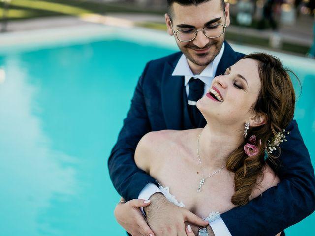 Il matrimonio di Simone e Simona a Tocco da Casauria, Pescara 36