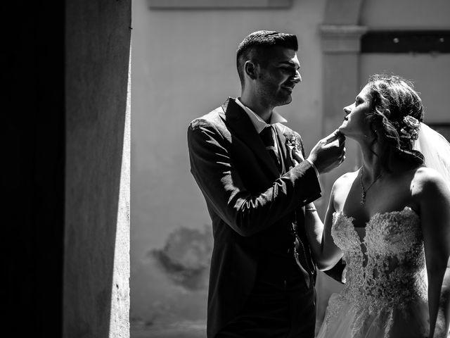 Il matrimonio di Simone e Simona a Tocco da Casauria, Pescara 37