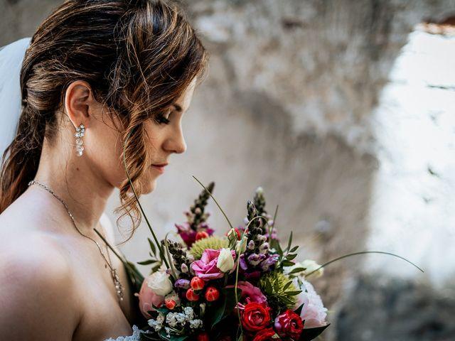 Il matrimonio di Simone e Simona a Tocco da Casauria, Pescara 38