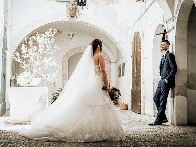Il matrimonio di Simone e Simona a Tocco da Casauria, Pescara 43