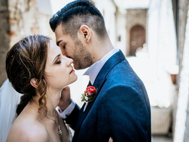 Il matrimonio di Simone e Simona a Tocco da Casauria, Pescara 44