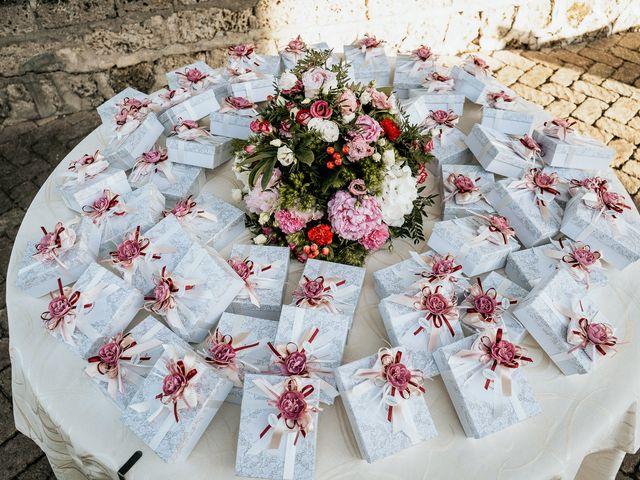Il matrimonio di Simone e Simona a Tocco da Casauria, Pescara 49
