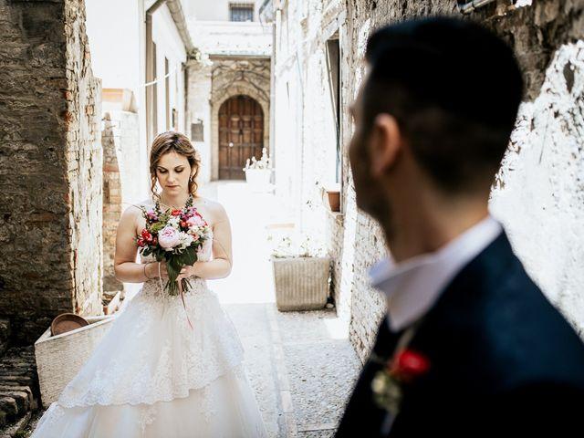 Il matrimonio di Simone e Simona a Tocco da Casauria, Pescara 52