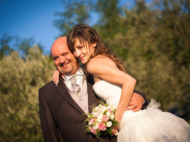 Le nozze di Liudmyla e Stefano