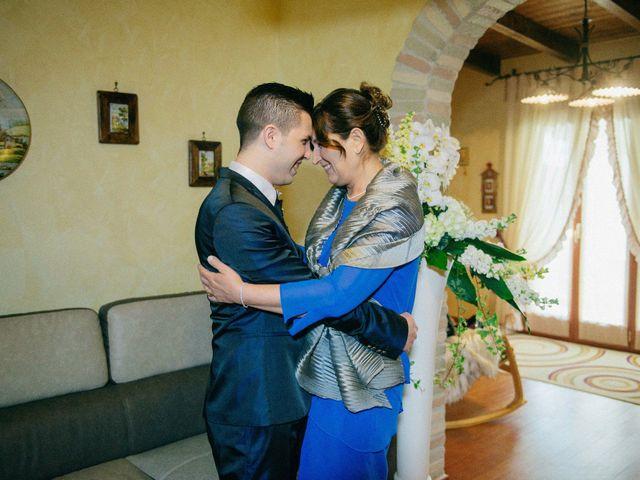 Il matrimonio di Luca e Rosaria a Trinitapoli, Foggia 9