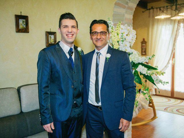 Il matrimonio di Luca e Rosaria a Trinitapoli, Foggia 10