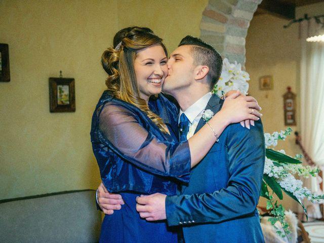 Il matrimonio di Luca e Rosaria a Trinitapoli, Foggia 12