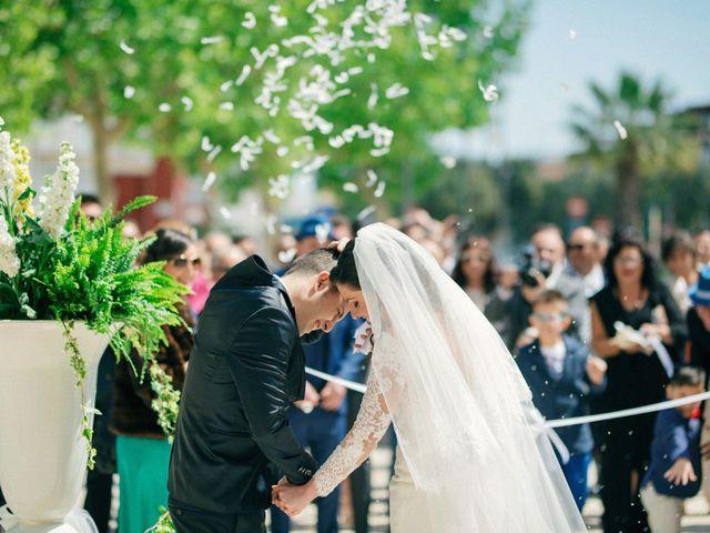 Il matrimonio di Luca e Rosaria a Trinitapoli, Foggia 24