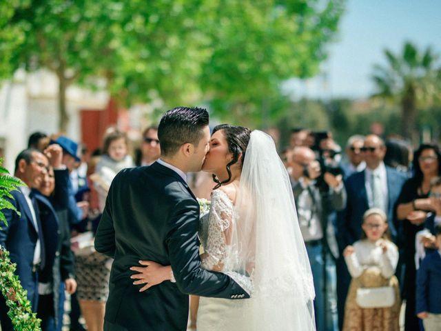 Il matrimonio di Luca e Rosaria a Trinitapoli, Foggia 25