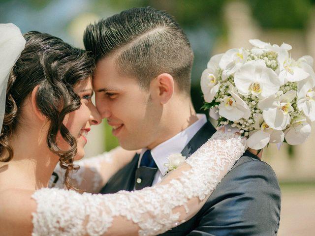 Il matrimonio di Luca e Rosaria a Trinitapoli, Foggia 29