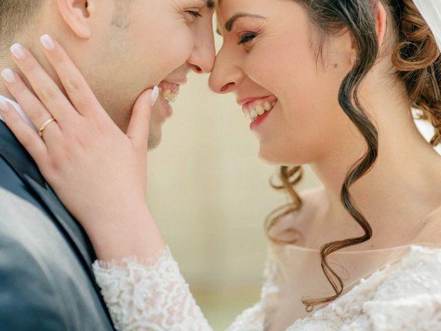 Il matrimonio di Luca e Rosaria a Trinitapoli, Foggia 30