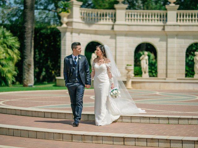 Il matrimonio di Luca e Rosaria a Trinitapoli, Foggia 31