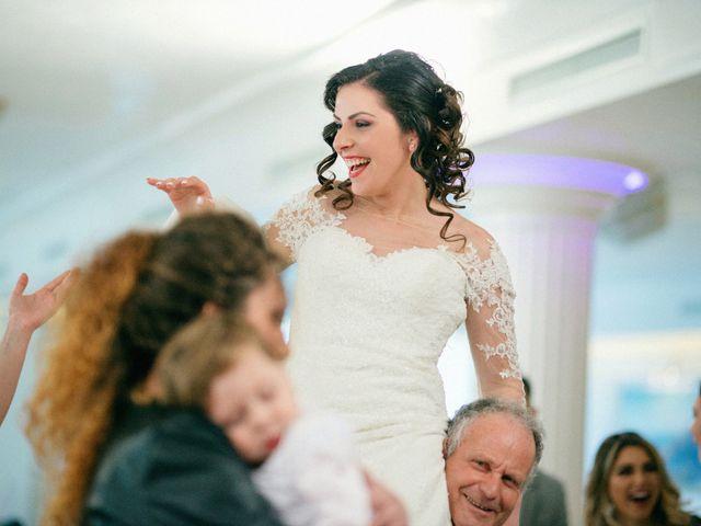 Il matrimonio di Luca e Rosaria a Trinitapoli, Foggia 35