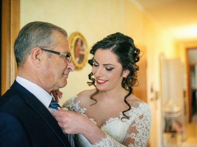 Il matrimonio di Luca e Rosaria a Trinitapoli, Foggia 40