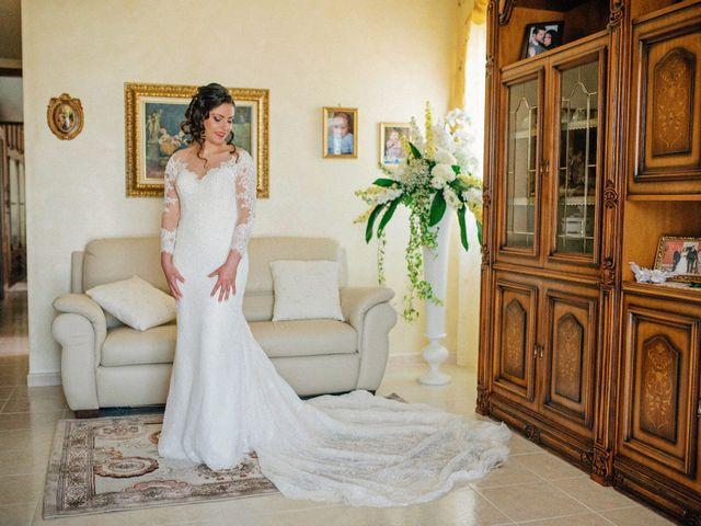 Il matrimonio di Luca e Rosaria a Trinitapoli, Foggia 43