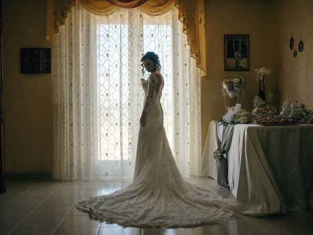 Il matrimonio di Luca e Rosaria a Trinitapoli, Foggia 45