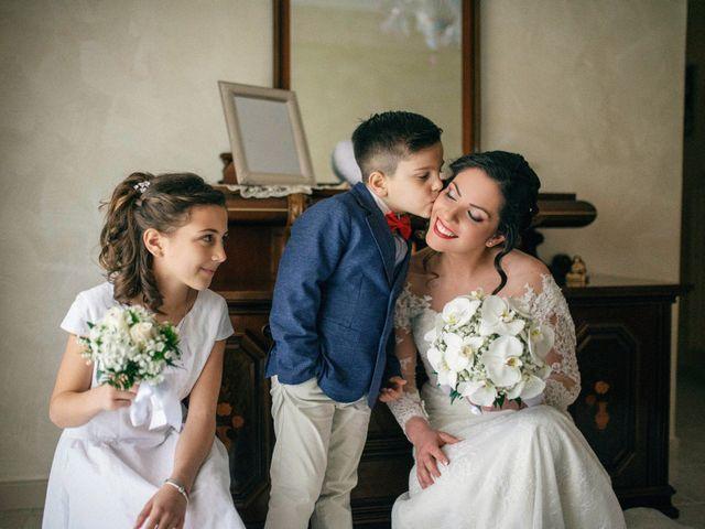 Il matrimonio di Luca e Rosaria a Trinitapoli, Foggia 54