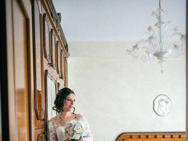Il matrimonio di Luca e Rosaria a Trinitapoli, Foggia 56