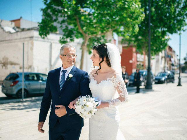 Il matrimonio di Luca e Rosaria a Trinitapoli, Foggia 64