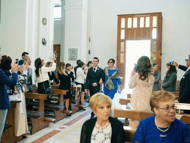Il matrimonio di Luca e Rosaria a Trinitapoli, Foggia 65