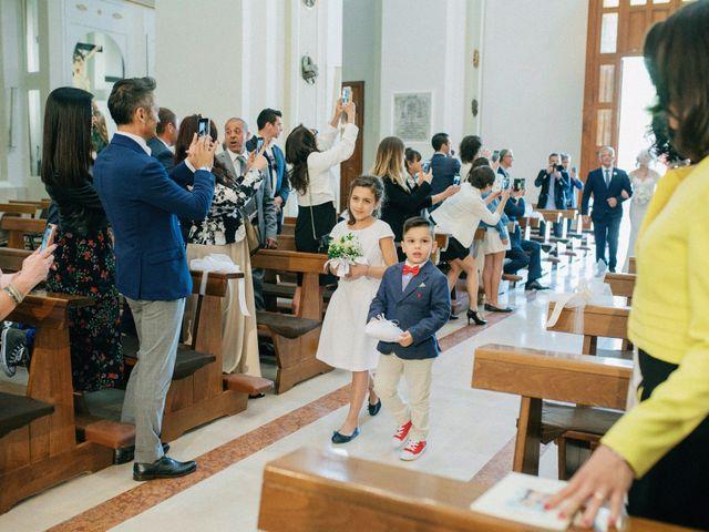 Il matrimonio di Luca e Rosaria a Trinitapoli, Foggia 66