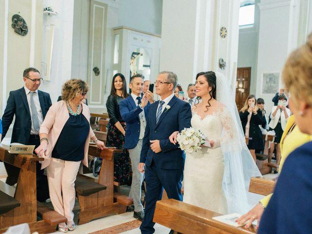 Il matrimonio di Luca e Rosaria a Trinitapoli, Foggia 67