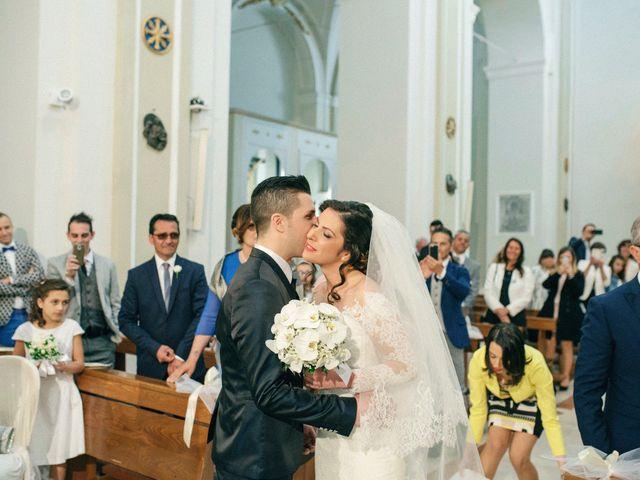 Il matrimonio di Luca e Rosaria a Trinitapoli, Foggia 68