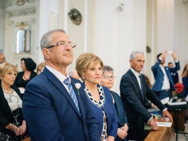 Il matrimonio di Luca e Rosaria a Trinitapoli, Foggia 73