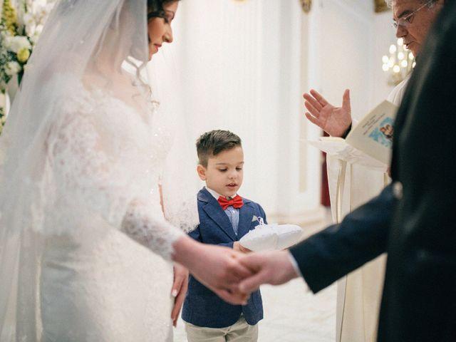 Il matrimonio di Luca e Rosaria a Trinitapoli, Foggia 74