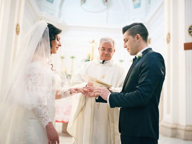 Il matrimonio di Luca e Rosaria a Trinitapoli, Foggia 75