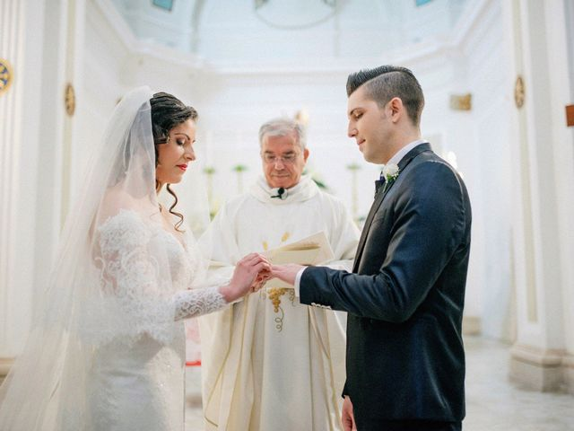 Il matrimonio di Luca e Rosaria a Trinitapoli, Foggia 76