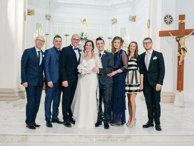 Il matrimonio di Luca e Rosaria a Trinitapoli, Foggia 81