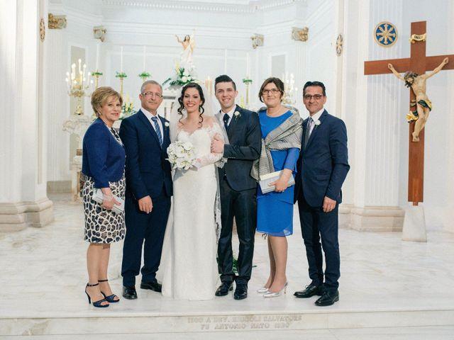 Il matrimonio di Luca e Rosaria a Trinitapoli, Foggia 82