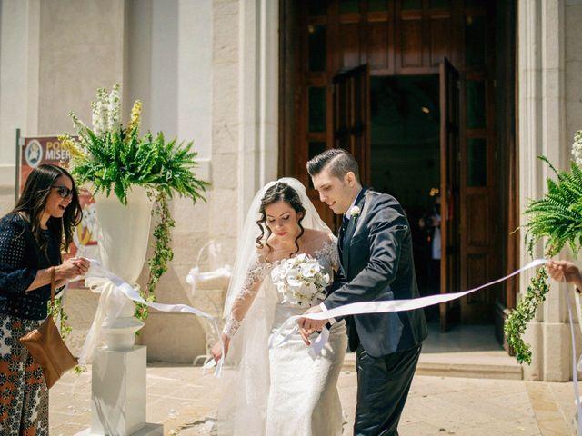 Il matrimonio di Luca e Rosaria a Trinitapoli, Foggia 83