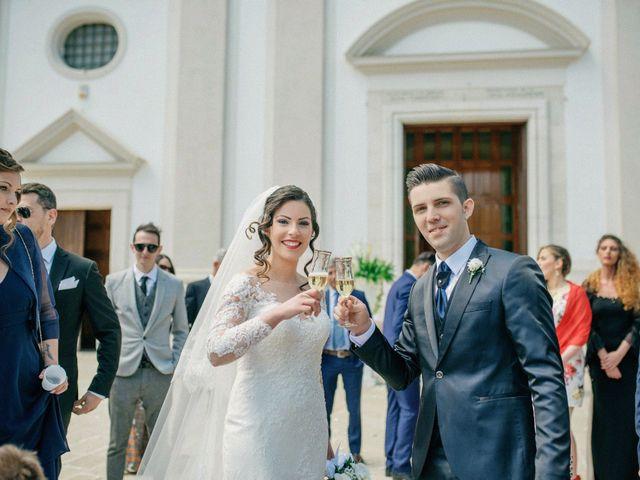 Il matrimonio di Luca e Rosaria a Trinitapoli, Foggia 85
