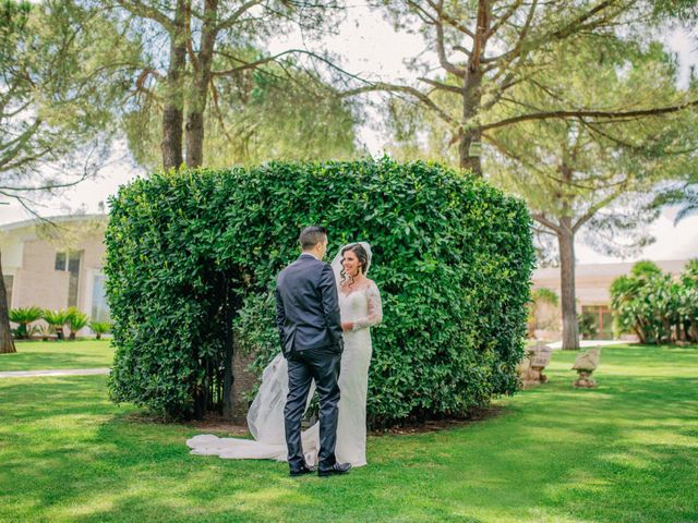 Il matrimonio di Luca e Rosaria a Trinitapoli, Foggia 86