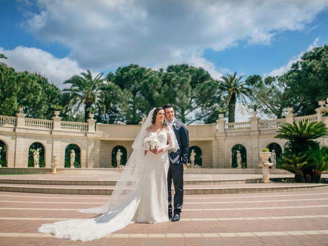 Il matrimonio di Luca e Rosaria a Trinitapoli, Foggia 88