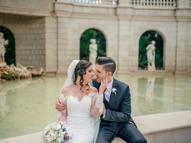 Il matrimonio di Luca e Rosaria a Trinitapoli, Foggia 89