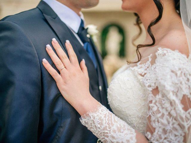 Il matrimonio di Luca e Rosaria a Trinitapoli, Foggia 90