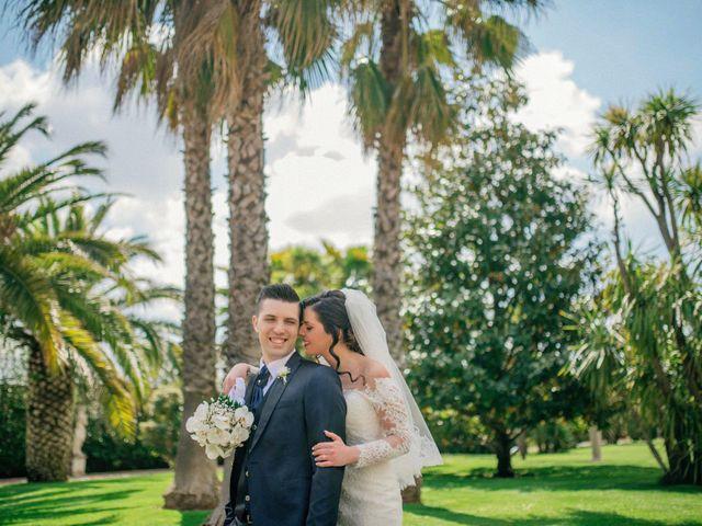 Il matrimonio di Luca e Rosaria a Trinitapoli, Foggia 91