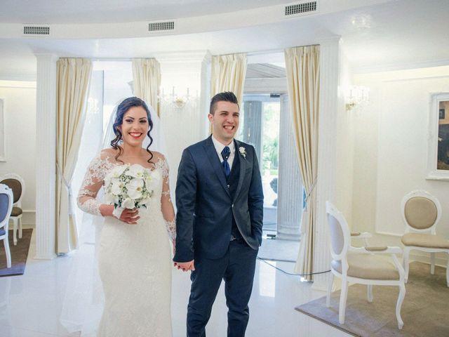 Il matrimonio di Luca e Rosaria a Trinitapoli, Foggia 94