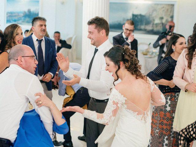 Il matrimonio di Luca e Rosaria a Trinitapoli, Foggia 100