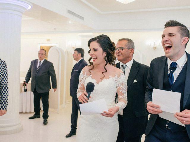 Il matrimonio di Luca e Rosaria a Trinitapoli, Foggia 102